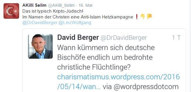 Antisemitismus DB
