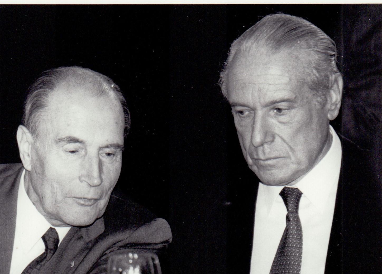 francois-mitterrand-et-jean-kahn-strasbourg-1991