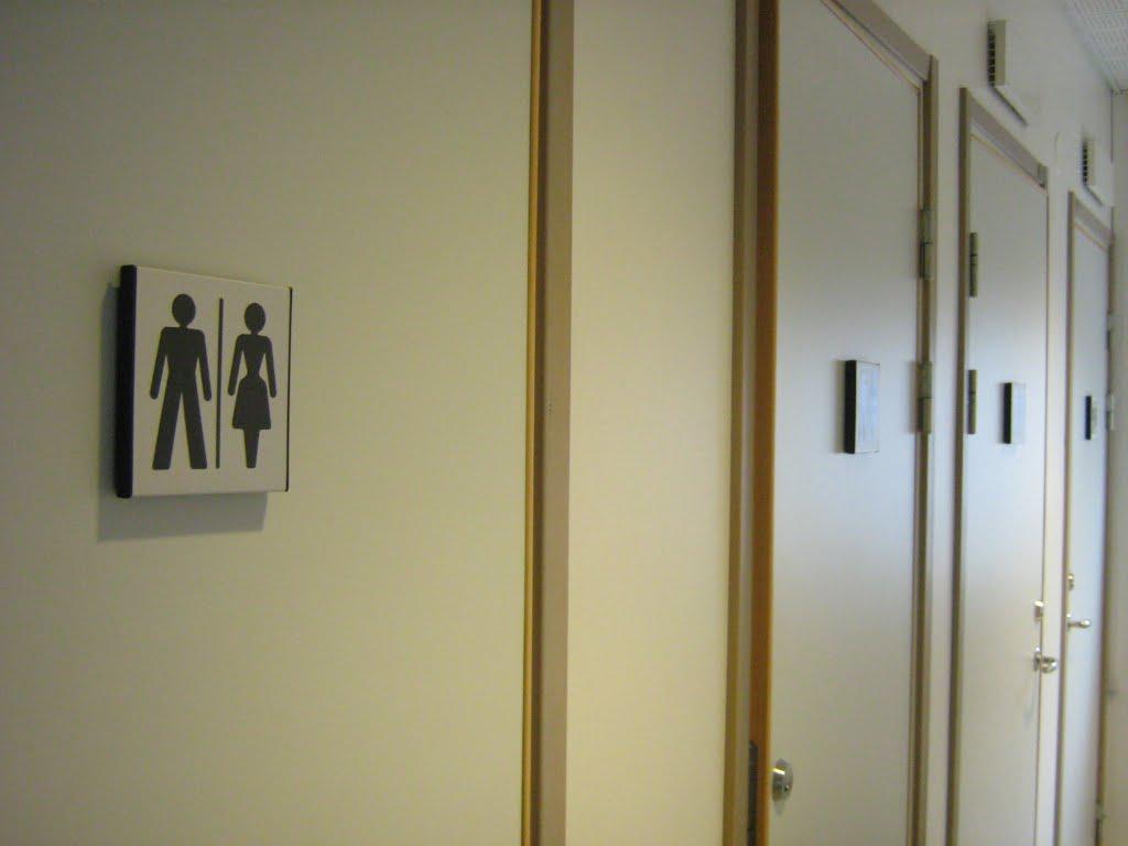 Gender in der Praxis: Unisextoiletten