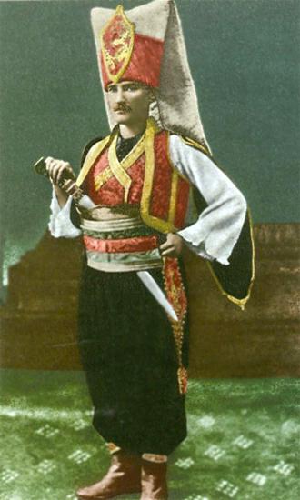 Yeniçeri_Atatürk