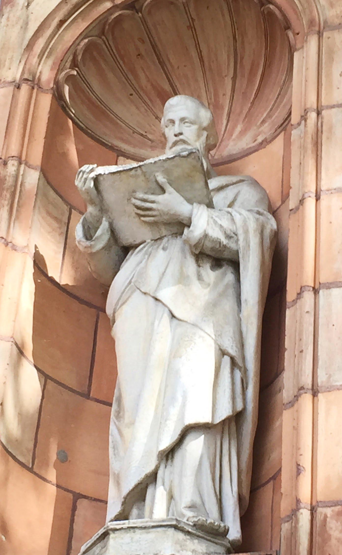 hl. Lukas (c) David Berger