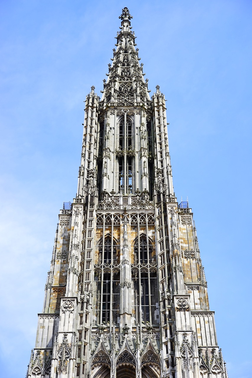 ulm-cathedral-829504_1280