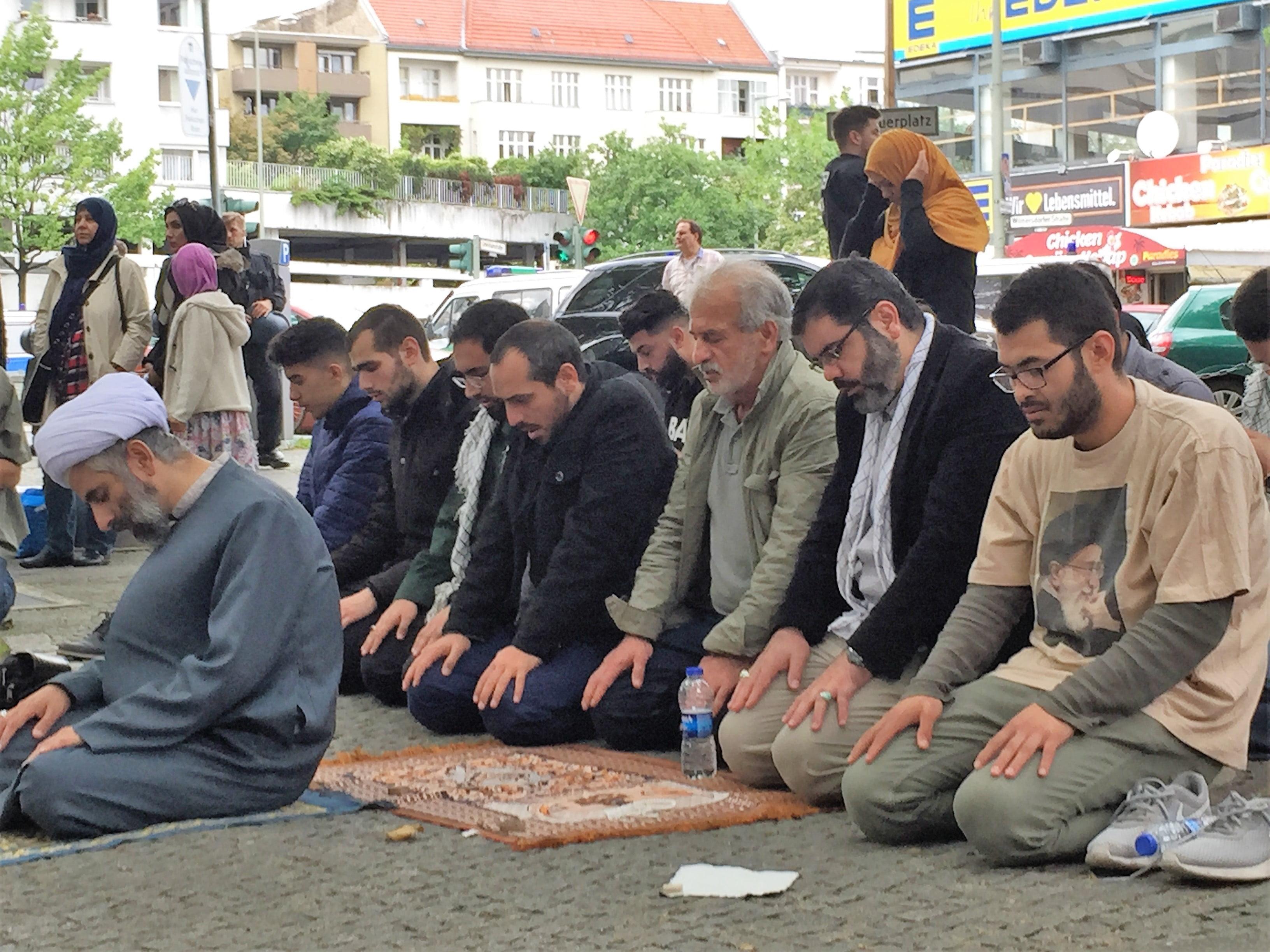 Muslime Islam Berlin