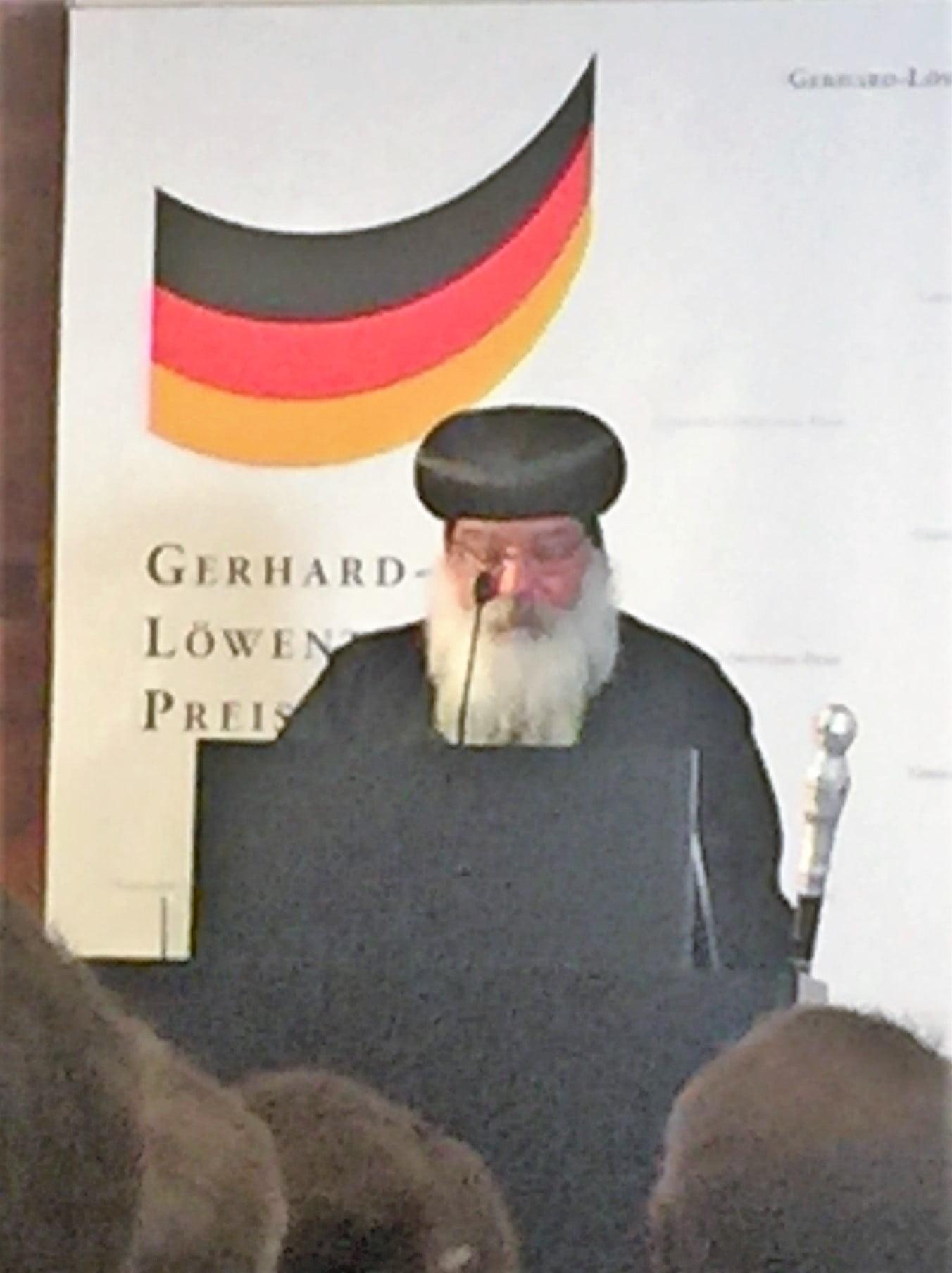 Bischof Melkiten (c) David Berger