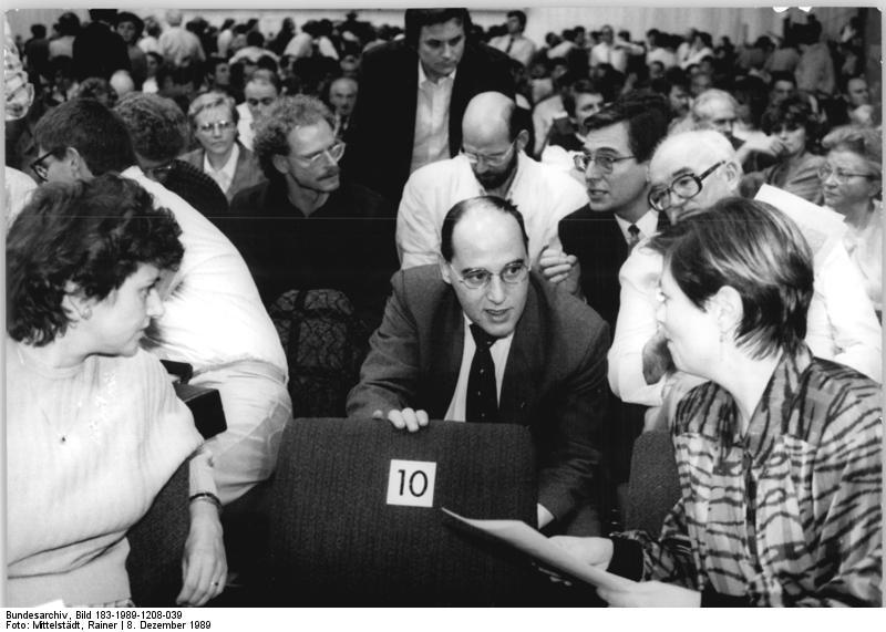 Berlin, SED-Sonderparteitag