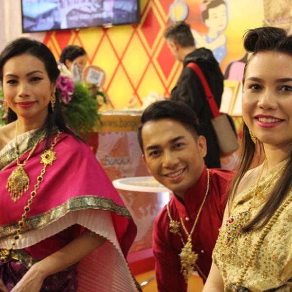 Thailand – das Land des Lächelns