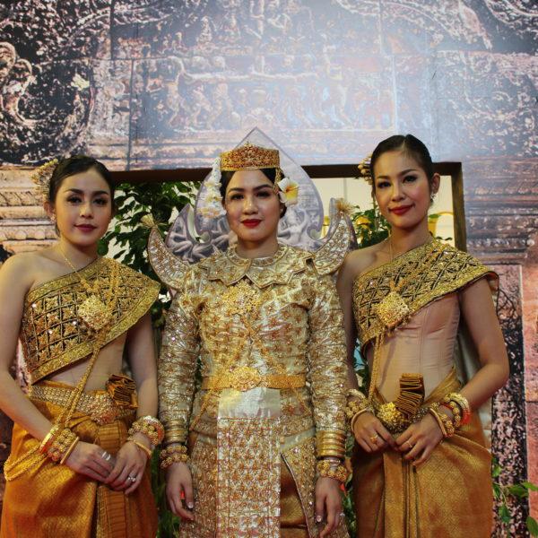 Thailand's Tänzer
