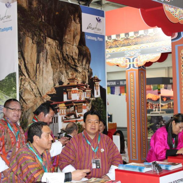 Vom Dach der Welt: Bhutan