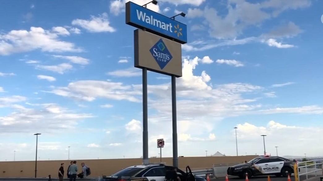 Massaker El Paso