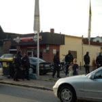 Polizei Hausdurchsuchung