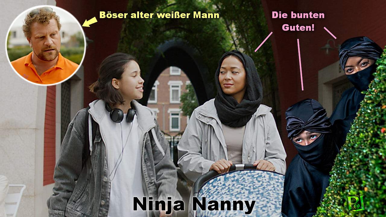 """""""Ninja Nanny"""" im KIKA: Willkommen im Disney-Bambiland der Jugend von heute"""