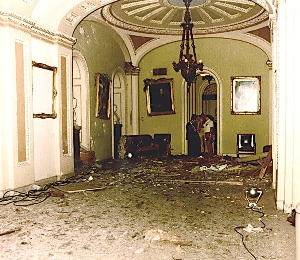 Bombenattentat 1983, Capitol