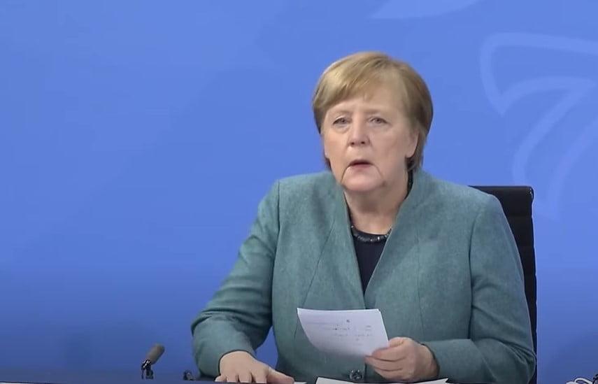 Impfgipfel: Merkel redet sich zum Fall für den Verfassungsschutz