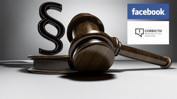 Urteil zur Zensurpraxis von Facebook und Correctiv