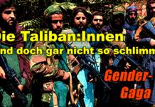 Die Taliban sind doch gar nicht so schlimm