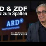 ARD & ZDF: Eine Lizenz zum spalten